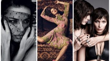 Week in Review | Irina Shayk for Blumarine, Adriana Lima's New Cover, Bella Hadid for NARS + More