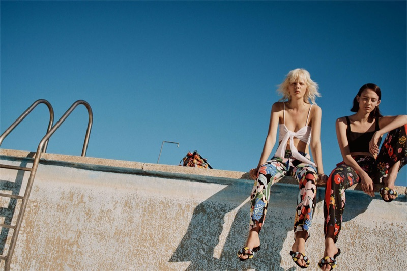 Made For Sun: 8 Colorful Summer Looks from Zara