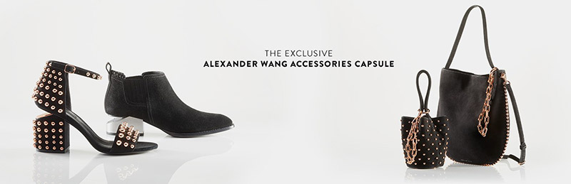 Discover Alexander Wang's exclusive Nordstrom capsule collection