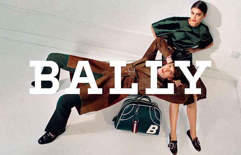 Bally unveils fall-winter 2017 campaign