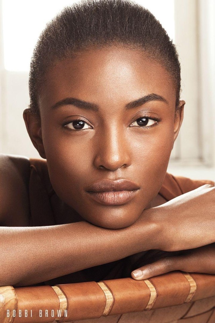 Alicia Burke stars in Bobbi Brown Cosmetics' fall 2017 campaign