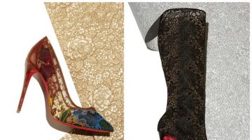 Shoe Gazing: Christian Louboutin's Pre-Fall 2017 Collection is Here