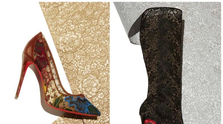 Christian Louboutin's pre-fall 2017 collection arrives at Neiman Marcus