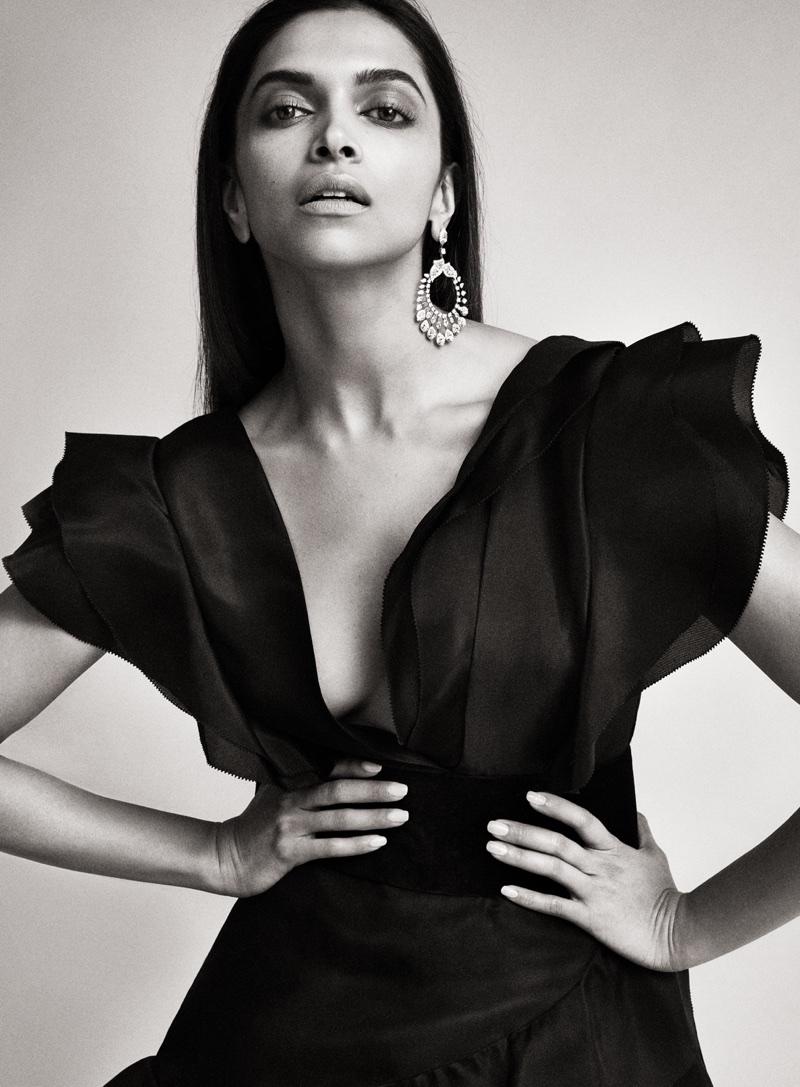 Deepika Padukone strikes a pose in this image