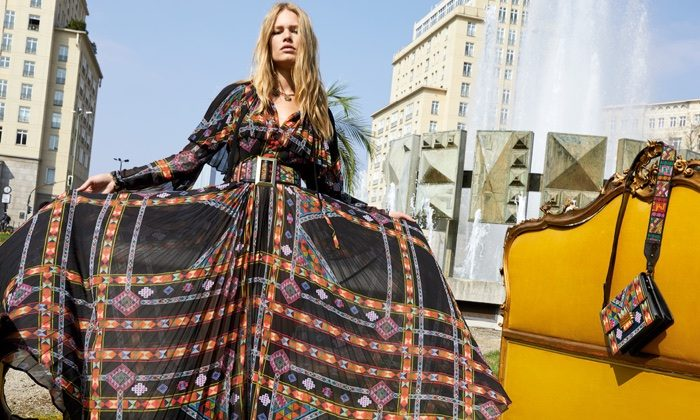 Juergen Teller photographs Etro's fall-winter 2017 campaign in Berlin