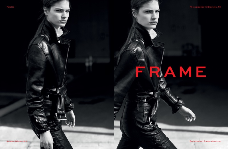 FRAME launches fall-winter 2017 campaign