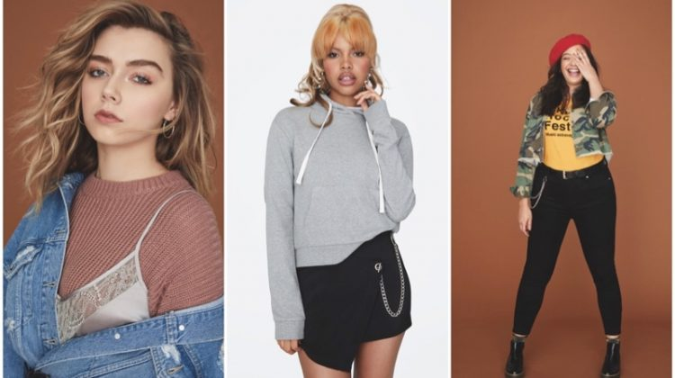 Forever 21 launches pre-fall 2017 campaign