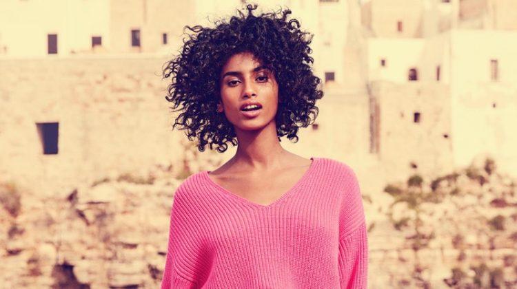 H&M Rib-Knit Sweater and Shorts