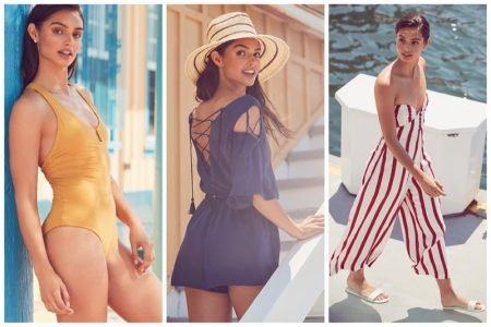 House of Harlow 1960 & REVOLVE's summer 2017 collection