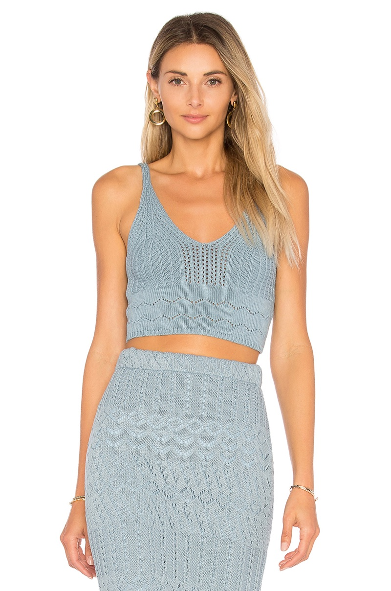 House of Harlow 1960 x REVOLVE Quinn Top $118