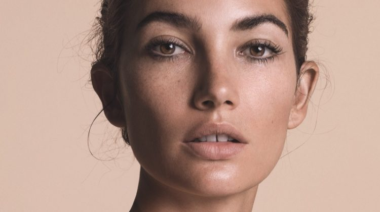 Lily Aldridge stars in Jason Wu's debut fragrance campaign