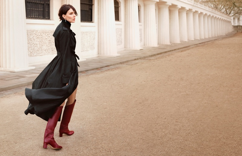 Jimmy Choo Minerva 65 Smooth Leather Pull On Boots $1,450