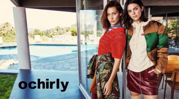 Bella Hadid & Kendall Jenner Rock Cool Girl Style in New Campaign