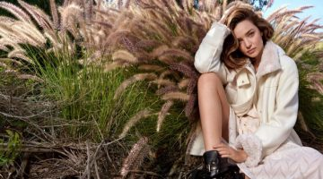 Miranda Kerr Goes Back to Nature in Marella's Fall 2017 Campaign