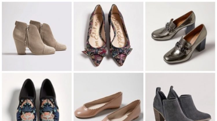 Nordstrom 2017 Anniversary Sale shoe picks