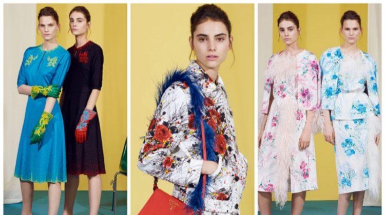Prada & MyTheresa summer 2017 collection