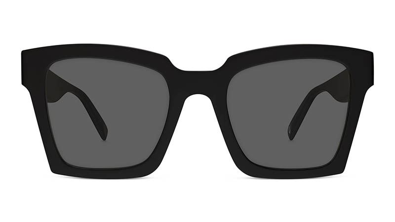 Warby Parker Off-White Large Sunglasses $95