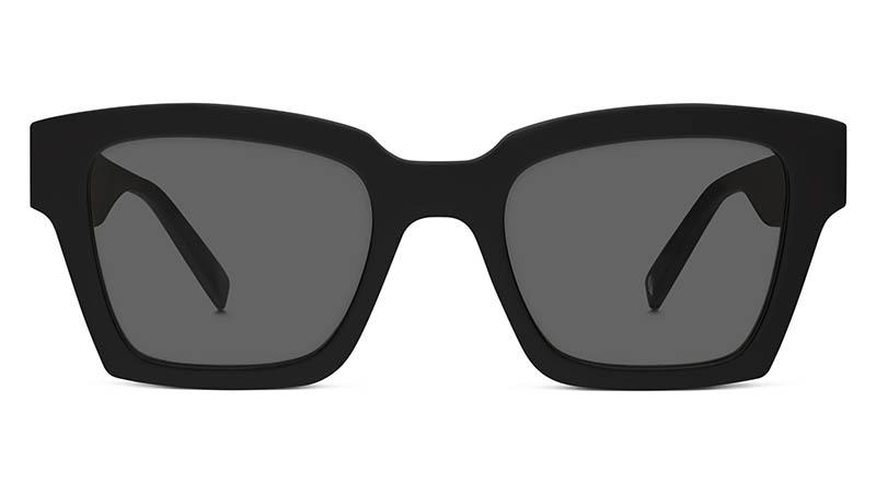 Warby Parker Off-White Medium Sunglasses $95