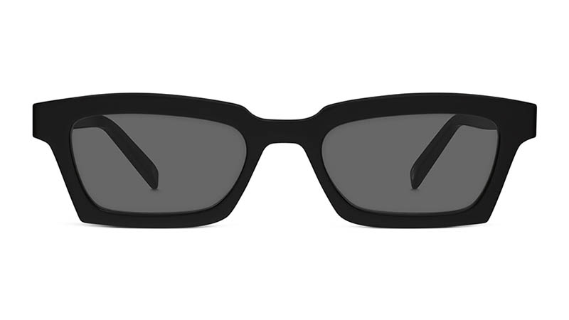 Warby Parker Off-White Small Sunglasses $95