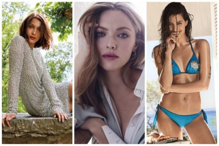 Week in Review   Isabeli Fontana for Twinset, Bella Hadid's New Cover, Amanda Seyfried in ELLE Spain + More
