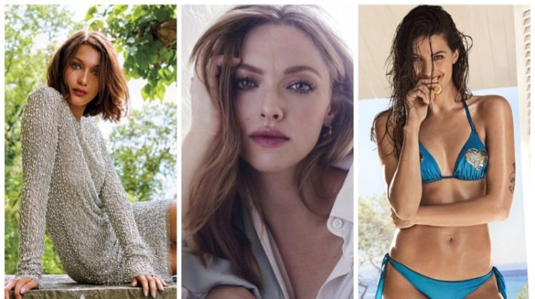 Week in Review | Isabeli Fontana for Twinset, Bella Hadid's New Cover, Amanda Seyfried in ELLE Spain + More