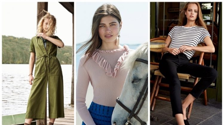 Get style inspiration for August 2017