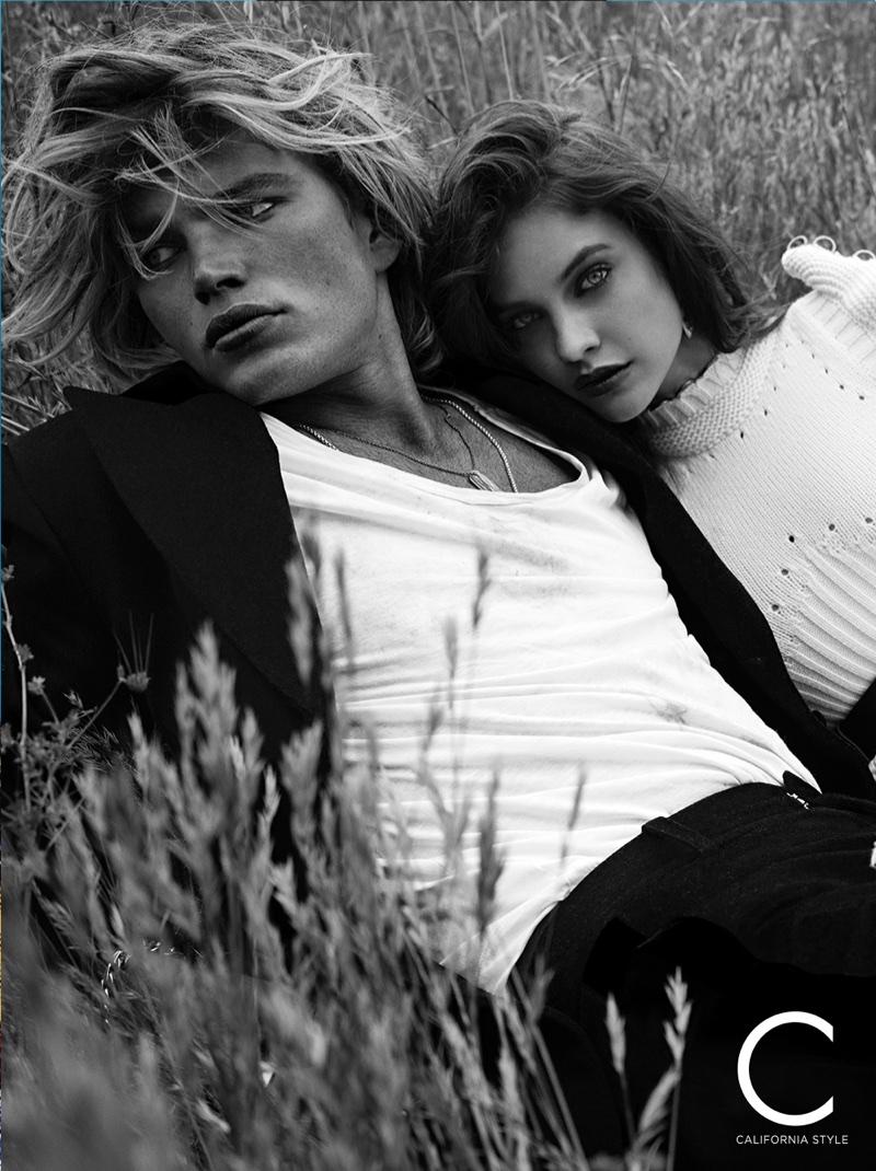 Barbara Palvin Models Fall Fashions in C Magazine