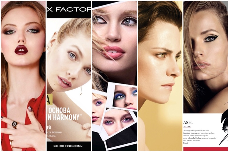 Discover the latest beauty campaigns