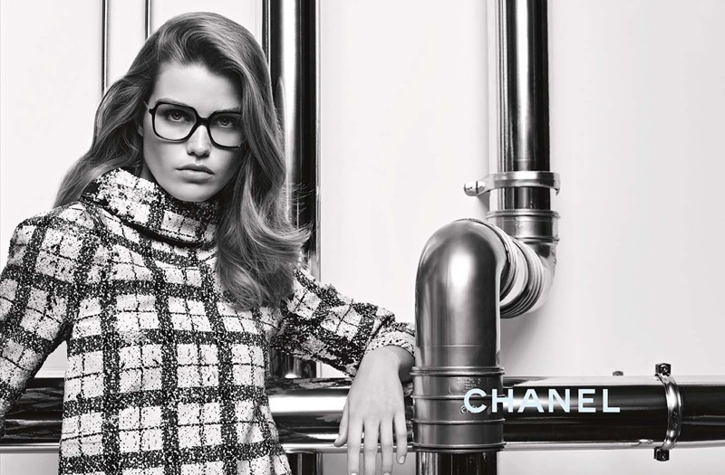 Chanel Eyewear launches fall-winter 2017 campaign