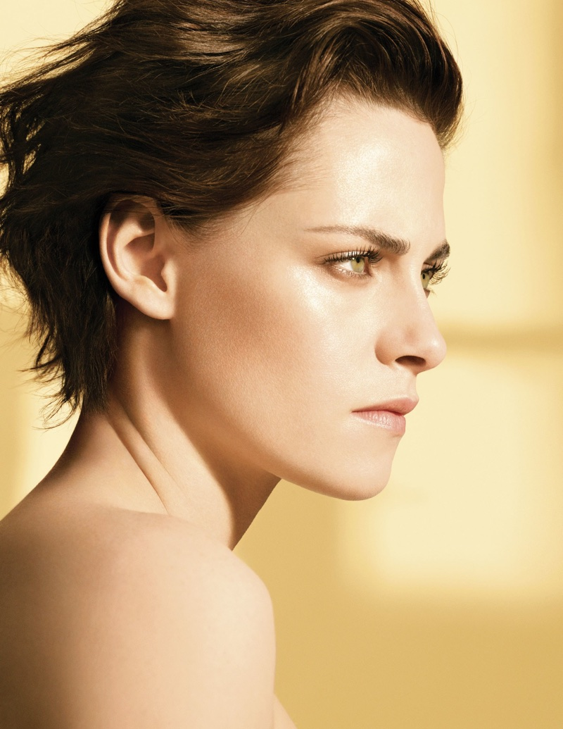 Kristen Stewart fronts Chanel Gabrielle Fragrance campaign