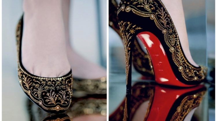 Christian Louboutin x Moda Operandi shoe collection