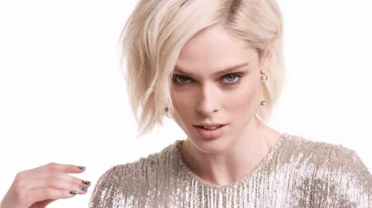 Coco Rocha Shows Off Her Moves in Cosmopolitan Mexico