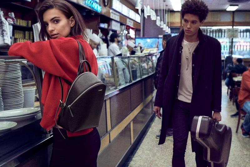 DKNY unveils fall-winter 2017 campaign starring Emily Ratajkowski