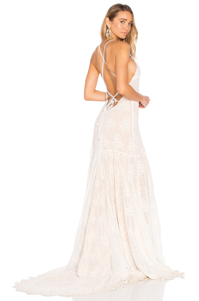 Daughters of Simone x REVOLVE Shane Gown $1,200