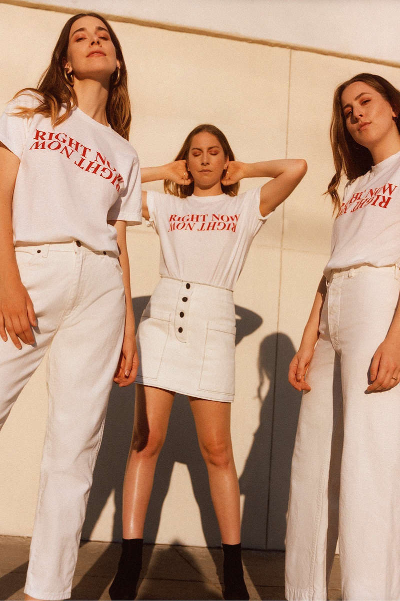 Haim clothing tees buy for Wtf is a haim shirt