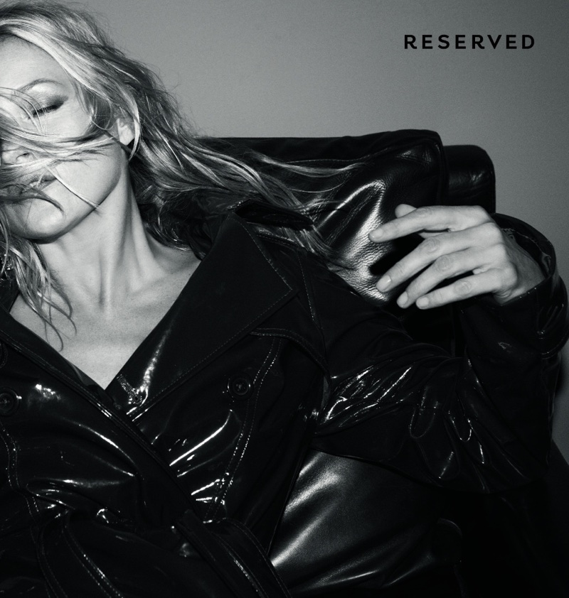 Reserved taps Kate Moss for its fall-winter 2017 campaign