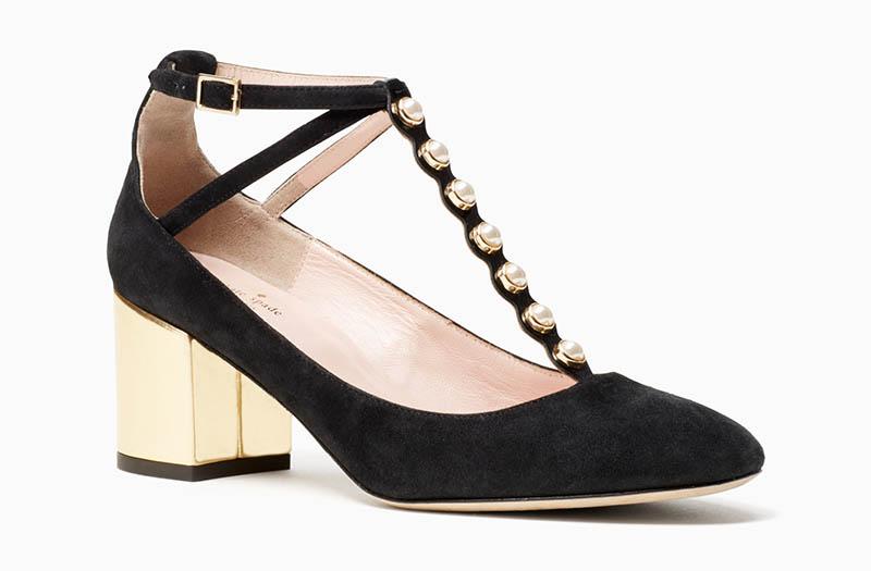 d910ad0b7459 Kate Spade Pearl Embellished Shoes Shop