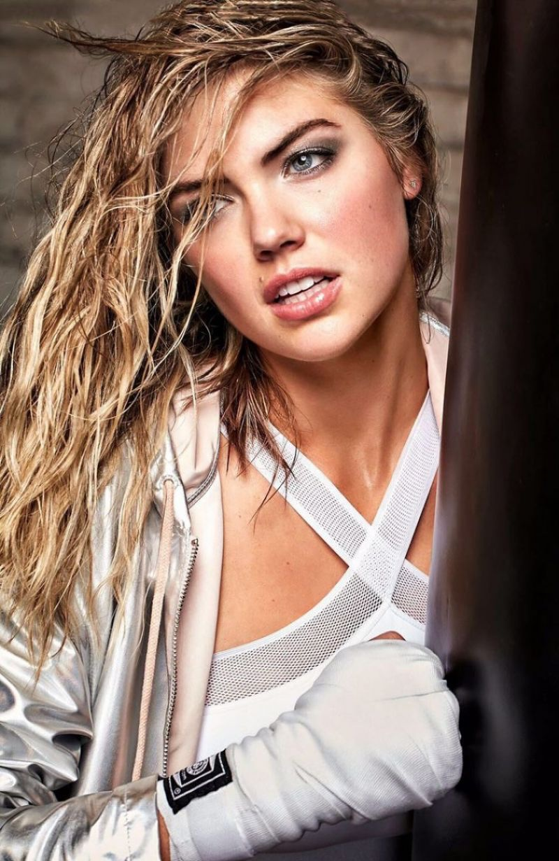 Kate Upton Hits the Gym in Style for Shape Magazine