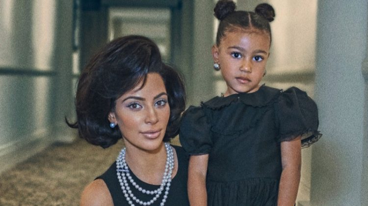Kim Kardashian Channels Jackie Kennedy in Interview Magazine