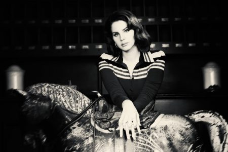 Lana Del Rey Poses in Retro Fashions for Complex