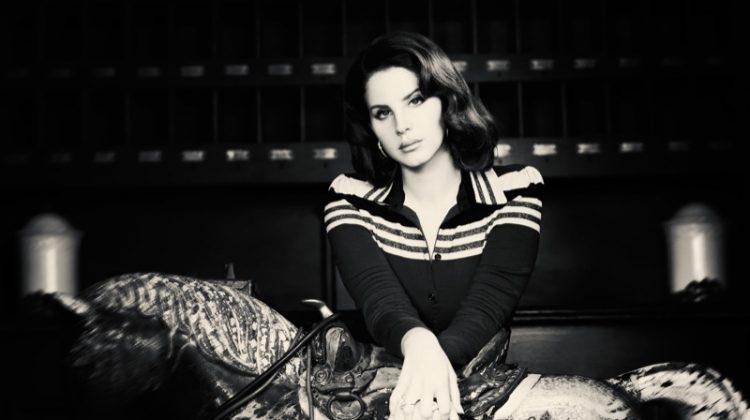 Lana Del Rey Poses in Retro Fashions for Complex