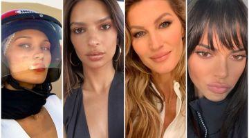 Most followed Instagram models