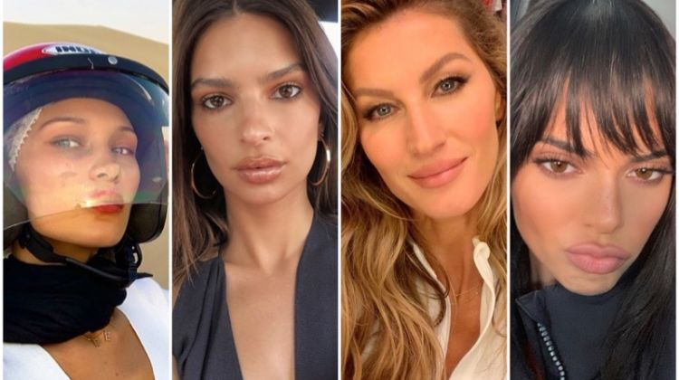 Most followed Instagram models