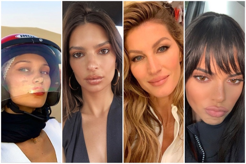Top most followed instagram models fashion gone rogue