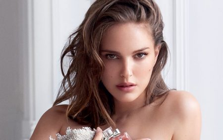 Natalie Portman Goes Nearly Naked in Miss Dior Campaign