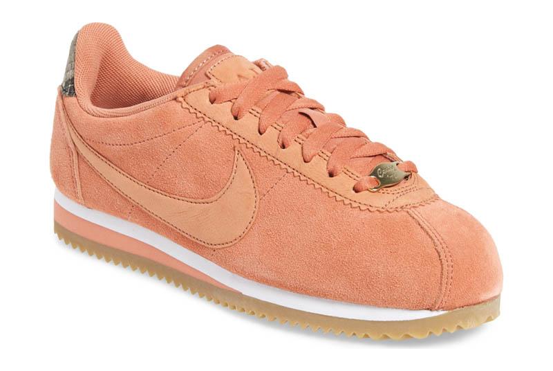 Nike x A.L.C. Classic Cortez Sneaker in Terra/Blush $100