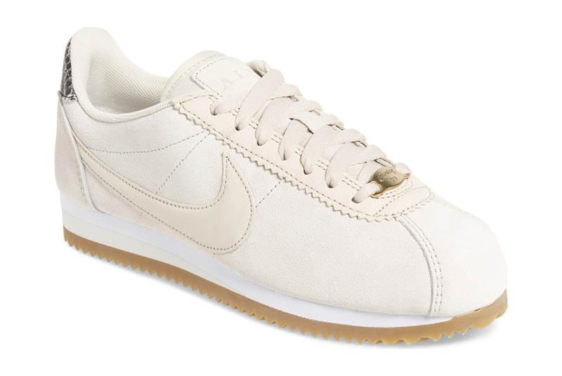 Nike x A.L.C. Classic Cortez Sneaker in White $100