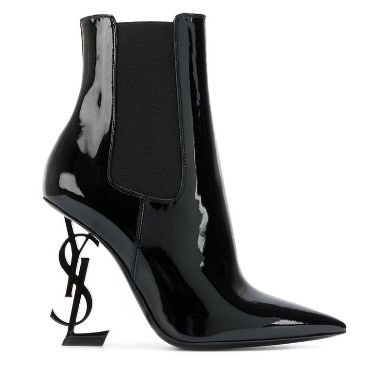 Saint Laurent Opyum 110 Ankle Boots $1,495