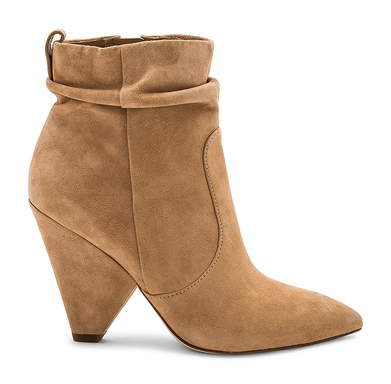 Sam Edelman Roden Bootie in Golden Caramel $160