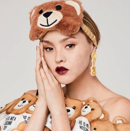 Teddy Bear Chic: Sephora & Moschino Collaborate on Makeup Line